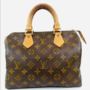 💖Spectacular Authentic Louis Vuitton Speedy 25💖